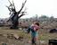 21 мая 2013 г.                                          Торнадо обрушился на пригород Оклахома-Сити