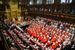 8 мая 2013 г.                                          Британская королева Елизавета II выступила на церемонии открытия парламента с тронной речью, в которой традиционно раскрывается программа правительства на следующий год.