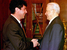 Президент России Борис Ельцин и губернатор Нижегородской области Борис Немцов, 1997 г.