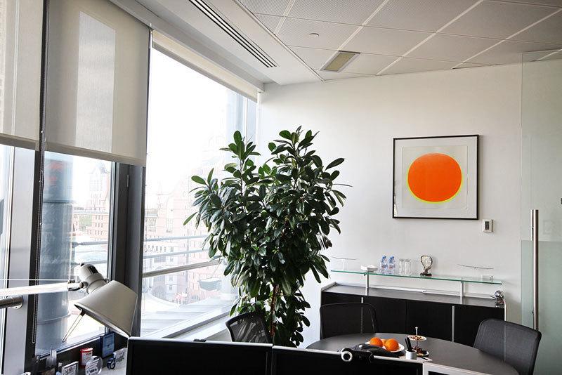 Работа из коллекции Deutsche Bank: «Цвет есть свет» Рупрехта Гейгера