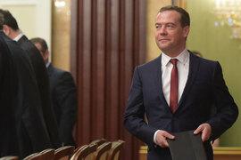 Премьер Дмитрий Медведев может пойти бизнесу навстречу