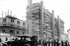 Здание Совета труда и обороны  - нынешняя Госдума -было построено в 1932-1935 гг.