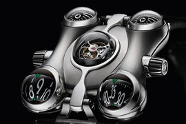 MB&F. Horological Machine #6