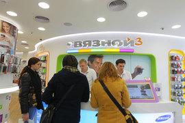 «Связной» получил 30% скидки на аренду в 100 сибирских магазинах