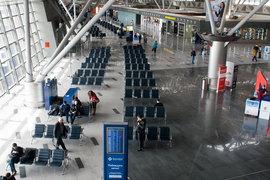 Единственный аэропорт, который показал существенный рост — «Внуково» (на фото)