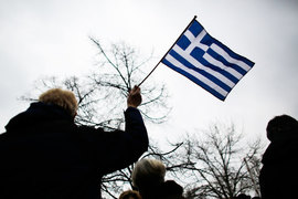 Денег на погашение долгов и социальные выплаты в Греции хватит только до 8 апреля