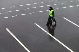 По мнению ОНФ, московские парковки не так хороши, как должны быть по документам