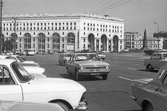 Главный детский магазин СССР стал экспериментальным объектом, до этого  здания площадью 1 га не строили b4469777efc