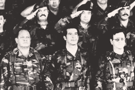 Военные Гватемалы защищали режим от угроз изнутри и извне