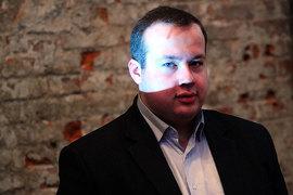 Руководитель отдела расследований ФБК Георгий Албуров