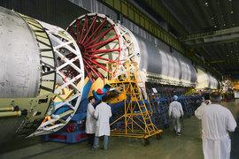Главная ракета России