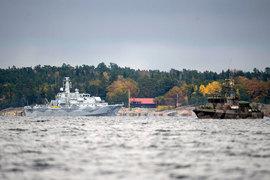 В сентябре 2014 г. шведские военные пытались найти в своих водах предполагаемую русскую субмарину
