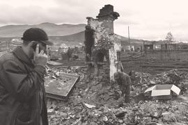 В Хакасии и Забайкальском крае чрезвычайная ситуация: из-за степных и лесных пожаров погибли и пострадали люди, тысячи остались без жилья