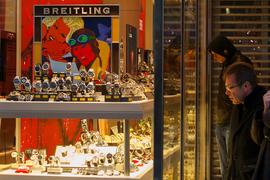 Российские цены на часы Breitling станут ниже на 20%