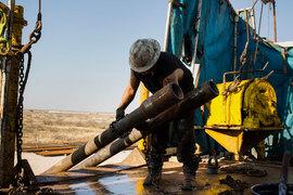 Буровики в США чаще других представителей энергетической отрасли теряют работу