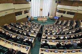 Семьи пяти сенаторов с самым большим доходом заработали за 2014 год 1,2 млрд рублей