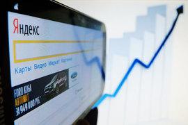 За день котировки «Яндекса» прибавили почти 14%