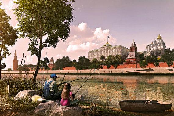 normal 16xi За 20 лет в Москве планируют реконструировать 120 км набережных