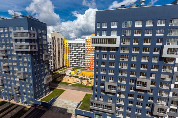 normal 1q34 Московские ДСК наладили производство разноцветных ярких фасадов