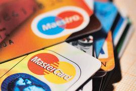 Карточки становятся для банкиров все более дорогим удовольствием