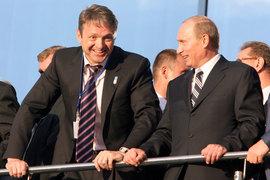Министром сельского хозяйства Путин назначил губернатора Краснодарского края Александра Ткачева