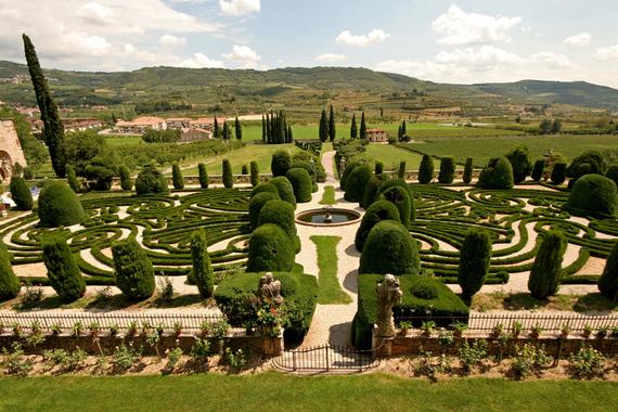 normal 1fc0 Сто «Великих садов Италии» в программе World Expo 2015