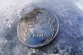 Рубль в феврале подхватил вирус