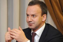 Аркадий Дворкович, вице-премьер