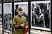 На открытии фотовыставки «Страницы Победы», посвященной 70-летию Победы в Великой Отечественной войне в Москве