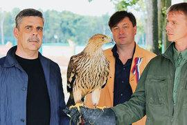 «СМП банк» начал охоту с Янина (в центре), следующей целью может стать Анджей Мальчевский (слева)