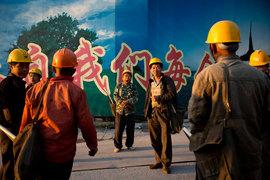 Промышленный и строительный секторы Китая расцвели за счет притока дешевой рабочей силы из сельской местности, но этот процесс завершается