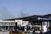 Пожарные рассказали, что в терминале 3 уничтожено много магазинов, пишет la Stamla