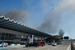Возгорание началось в терминале 3 примерно в 0.15 7 мая. Предполагается, что аэропорт будет закрыт до 14.00 по местному времени