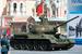 Средний танк Т-34-85 периода Великой Отечественной войны  во время военного парада на Красной площади