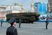 Транспортно-пусковой контейнер комплекса РС-24 Ярс во время военного парада на Красной площади
