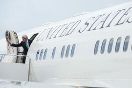 Госсекретарь США Джон Керри отправляется в Сочи
