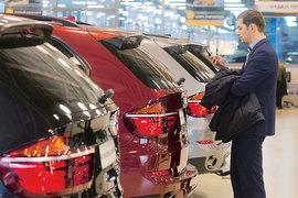 У россиян денег на новый автомобиль нет