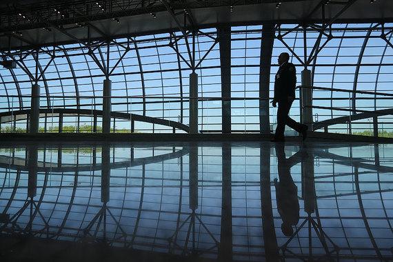 normal 17mu Аэропорт «Домодедово» расширил пассажирский терминал