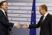 Премьер Великобритании Дэвид Кэмерон (на фото слева) встретился в Риге с лидерами стран ЕС 22 мая, чтобы начать переговоры о пересмотре отношений между Великобританией и ЕС, сообщил «Интерфакс» со ссылкой на агентство BNS. К концу 2017 г. Кэмерон намерен провести в стране референдум о выходе Великобритании из ЕС