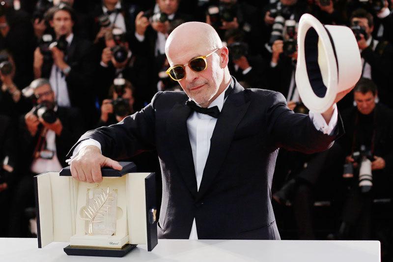 Для французского режиссера Жака Одиара это вторая награда в Каннах: в 2009 г. он взял Гран-при за ленту  «Пророк»