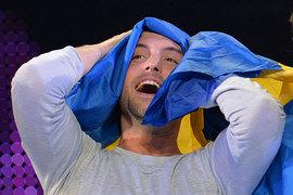 Победитель «Евровидения-2015» – шведский певец Монс Зелмерлёв был фаворитом конкурса