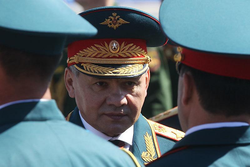 Министр обороны России Сергей Шойгу объявил о начале внезапной проверки
