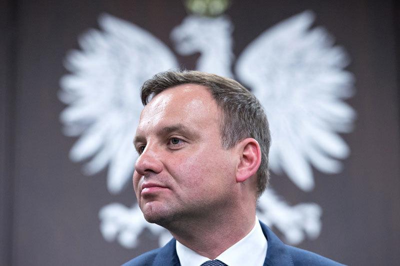 Кандидат от партии «Право и справедливость» Анджей Дуда набрал больше 50% во втором туре выборов президента Польши