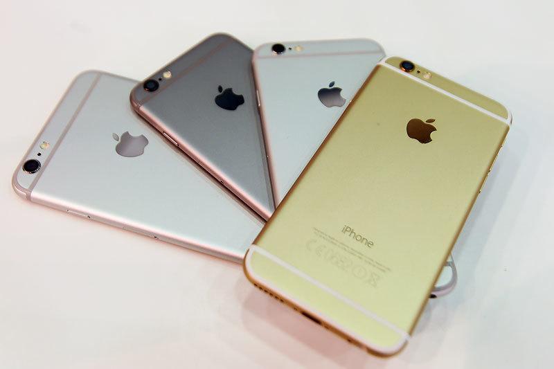 Apple уступает рынок