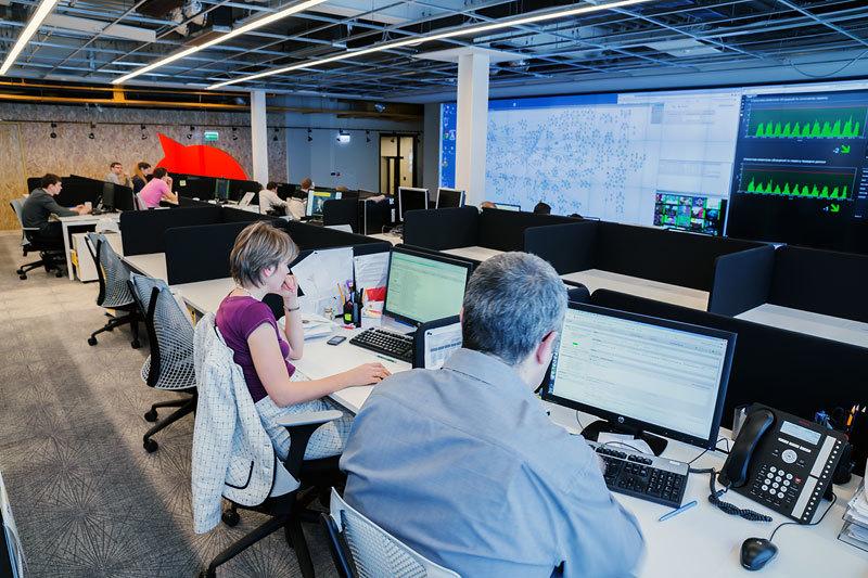 Центр управления сотовой сетью – сердце любого мобильного оператора
