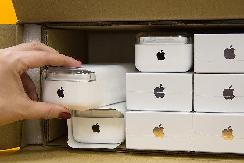 Более 40% iPhone россияне покупают в кредит