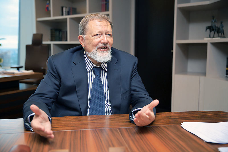 Председатель наблюдательного совета ВТБ Сергей Дубинин
