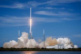 Ракета Falcon 9 теперь сможет выводить на орбиту спутники для Пентагона