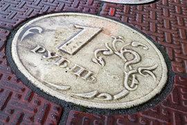 Дивиденды за 2014 г., которые будут выплачены в ближайшие недели, могут привести к ослаблению рубля