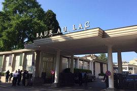 Гостиница Baur au Lac, где были задержаны подозреваемые